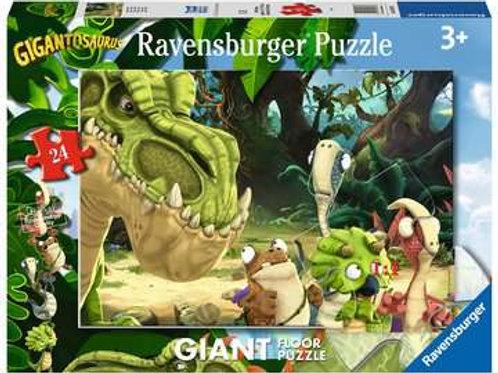 Gigantosaurus Giant Floor Puzzle - 24pc