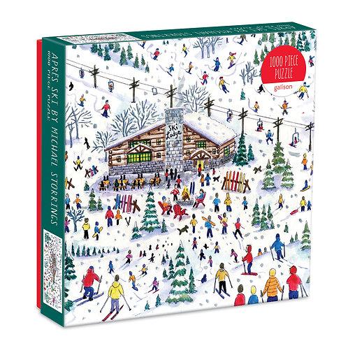 Apres Ski by Michael Storrings, 1000pc