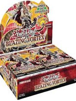 Yu-Gi-Oh! Blazing Vortex Boosters