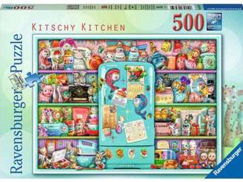 Kitschy Kitchen, 500pc