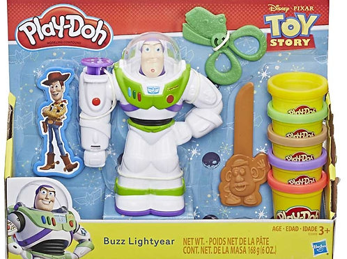 Playdoh Buzz Light Year