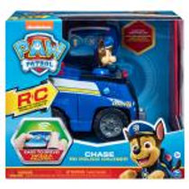 PAW Patrol, Chase Remote Control Fire Truck with 2-Way Steering