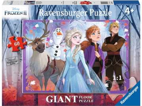 Frozen 2, Giant Floor Puzzle, 60pc