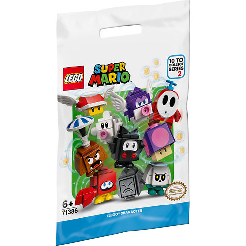 71386 Super Mario - Character Packs