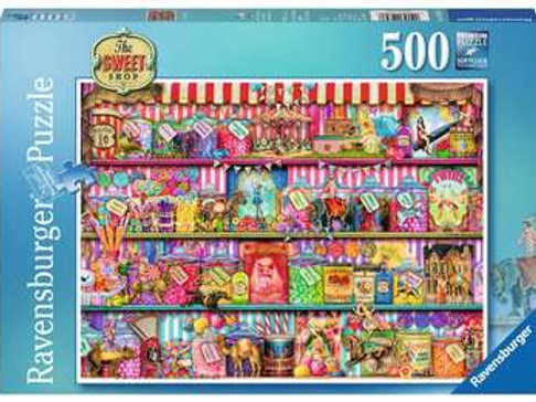 The Sweet Shop, 500pc