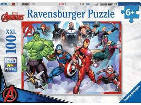 Avengers Assemble, 100pc