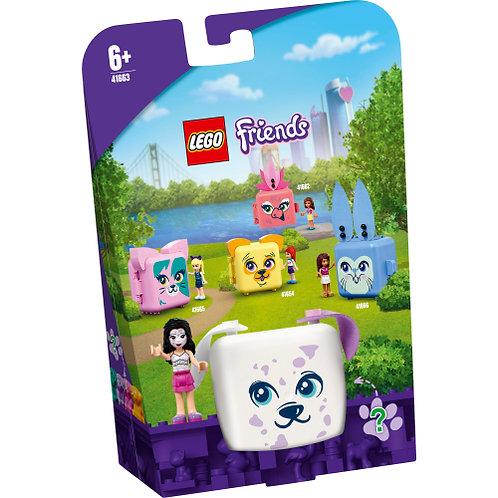 41663 Friends - Emma's Dalmation Cube
