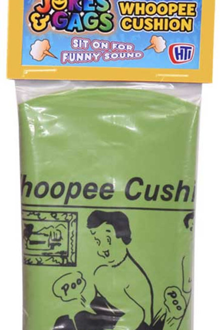 "Whoopee Cushion 8"" - Assorted Colours"