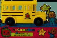Cocomelon Singing School Bus