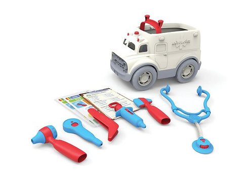 Ambulance And Doctors Kit
