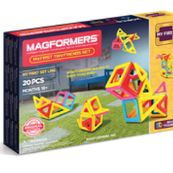 Magformers My First Tiny Friends 20