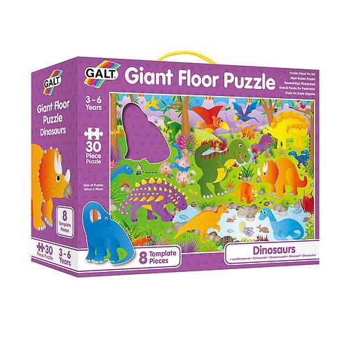 Giant Floor Puzzle: Dinosaur 30pc