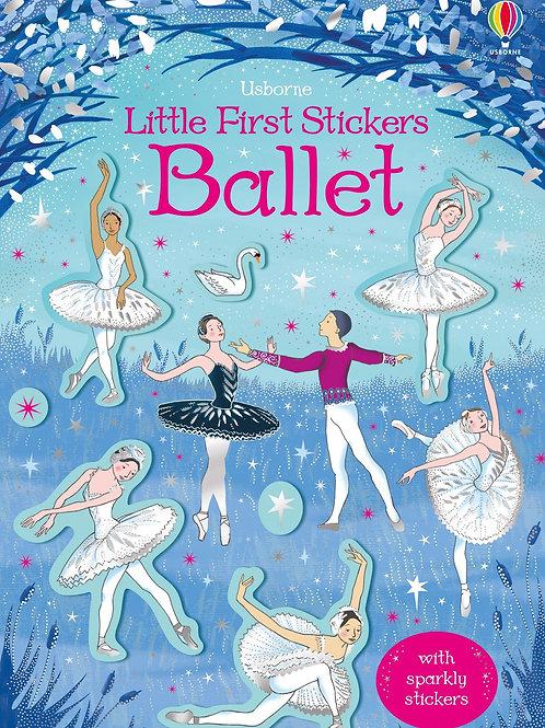First Sticker Book - Ballet