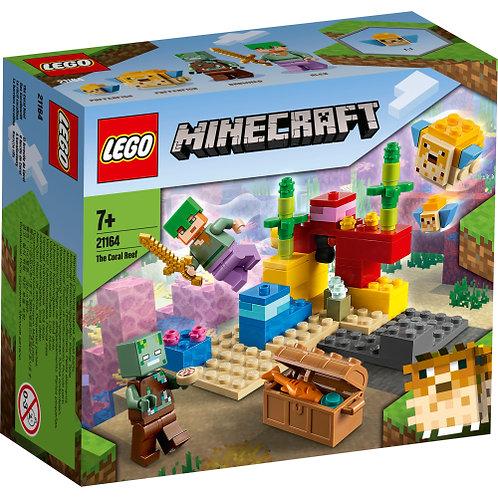 21164 Minecraft - Coral Reef
