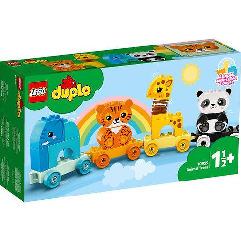 10955 Duplo - Animal Train