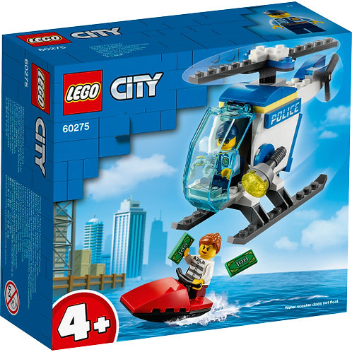 60275 City  - Police Helicopter