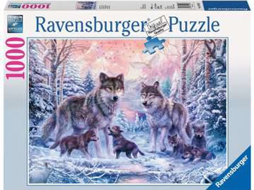 Arctic Wolves, 1000pc