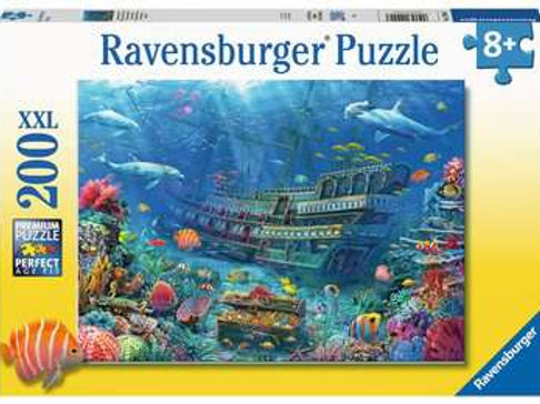 Underwater Discovery, 200pc