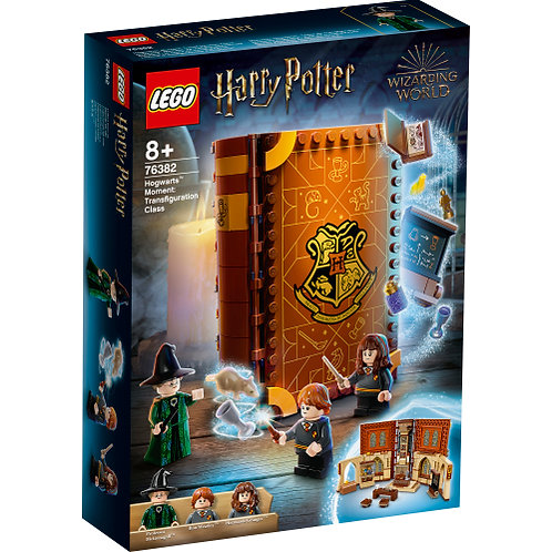 76382 Harry Potter - Hogwarts Moment: Transfiguration Class