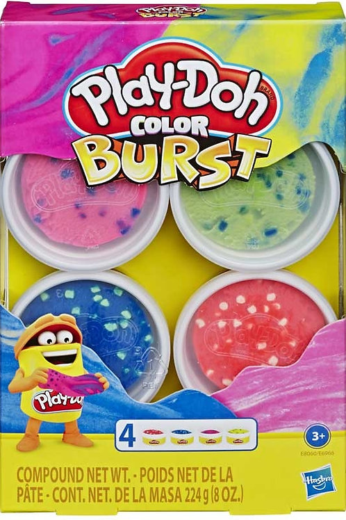 Play-Doh Colour Burst (assorted)