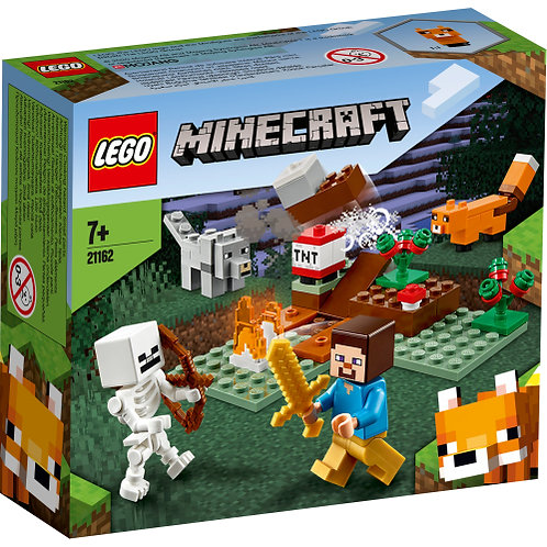 21162 Minecraft - The Taiga Adventure