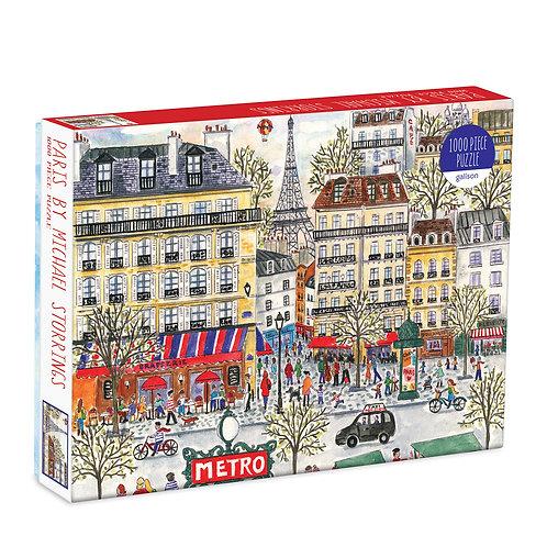 Paris by Michael Storrings, 1000pc