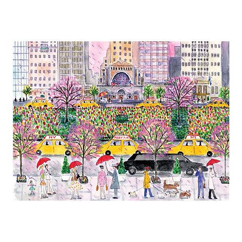 Spring by Michael Storrings,  1000pc