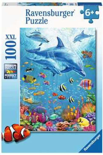 Pods of Dolphins, 100pc