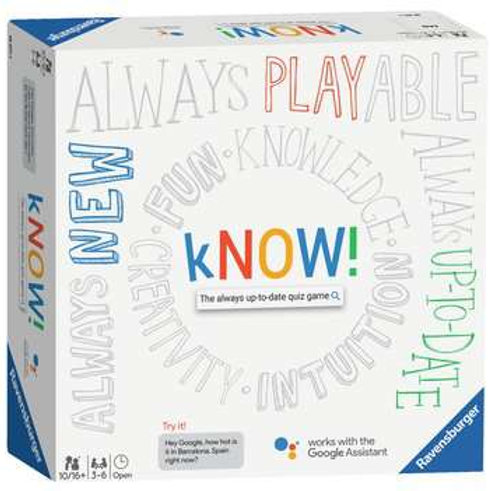 kNOW! General Knowledge Game