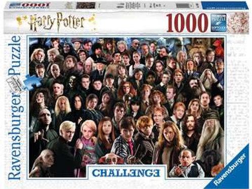 Challenge - Harry Potter, 1000pc