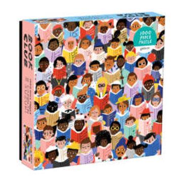 Book Club by Carolyn Suzuki, 1000pc