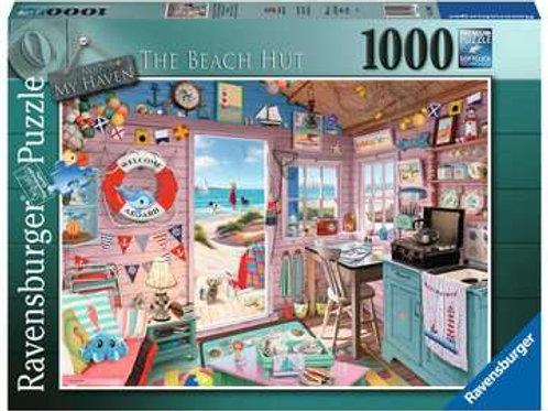 The Beach Hut, 1000pc