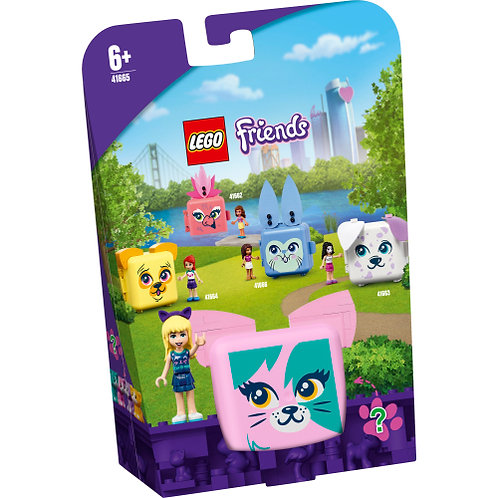 41665 Friends - Stephanie's Cat Cube