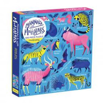 Mammals with Mohawks,  500pc