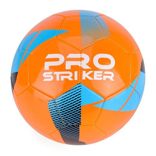 Pro Striker Size 5 Football - Orange
