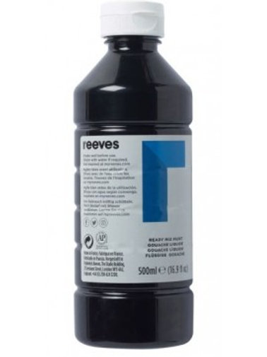 Black Paint - 500ml