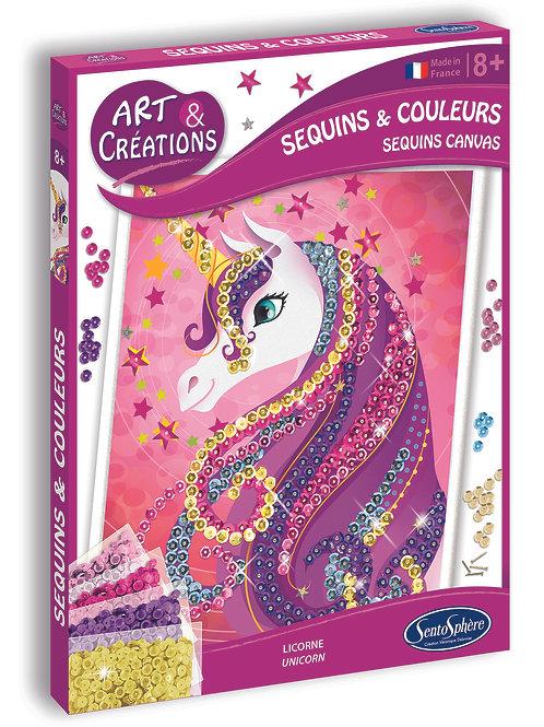 Unicorn Sequins & Colours