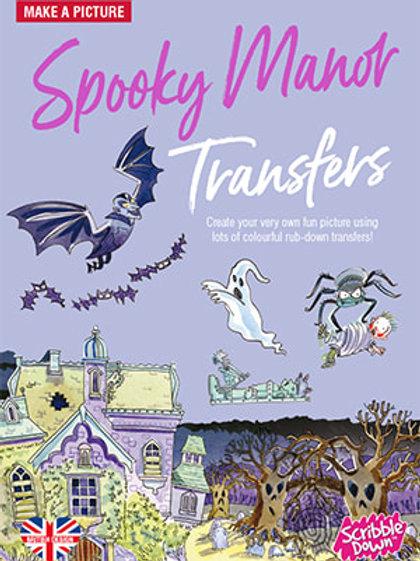Spooky Manor Transfers