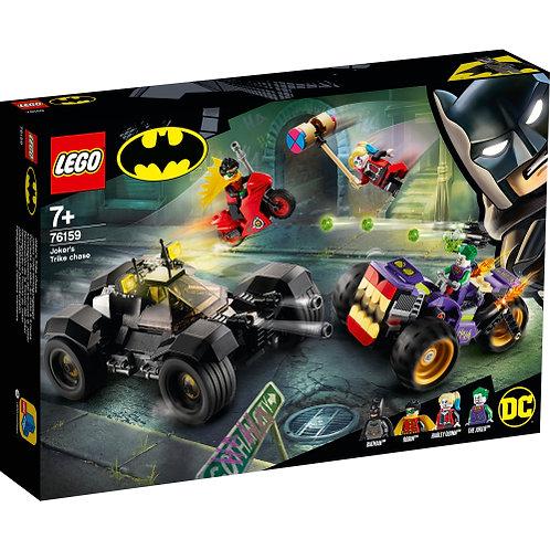 76159 Super Heroes - Joker's Trike Chase