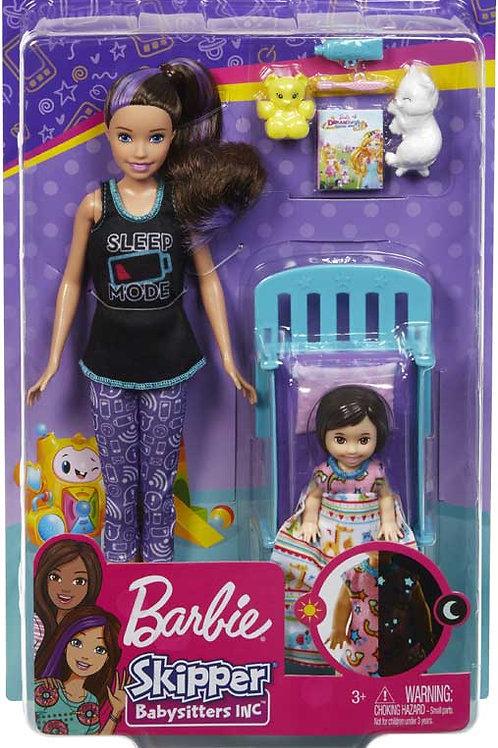 Barbie Babysitting Bedtime