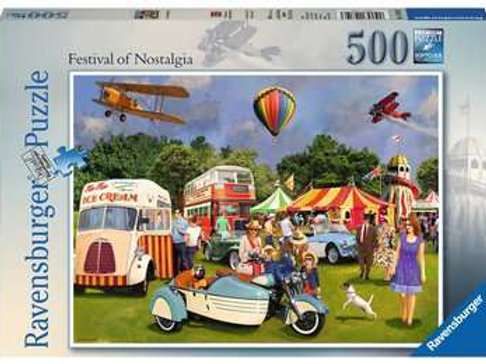 Festival of Nostalgia, 500pc