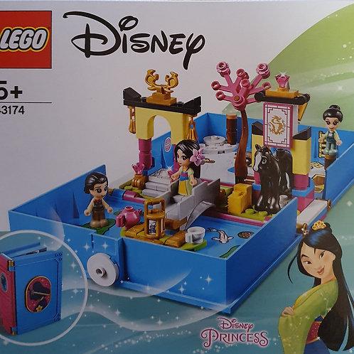 Princess Mulan's Storybook Adventures Set