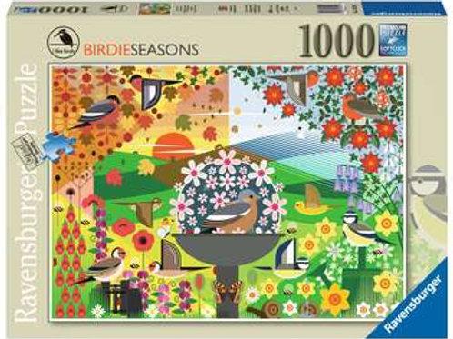 I Like Birds - Birdie Seasons, 1000pc