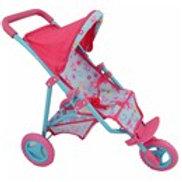 3 Wheel Folding Stroller
