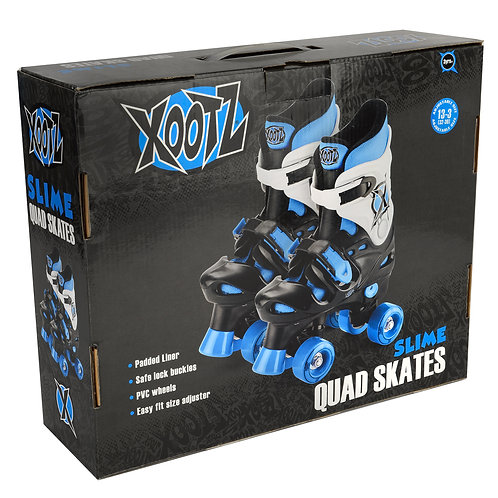 Quad Skates - Size 13- 3
