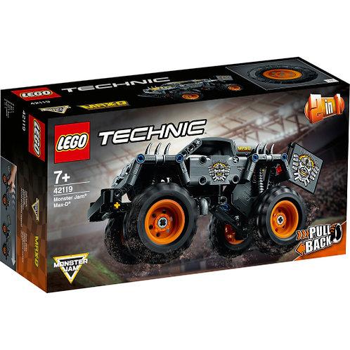 42119 Technic - Monster Jam Max-D