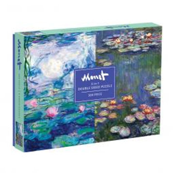 Monet Double Sided, 500pc