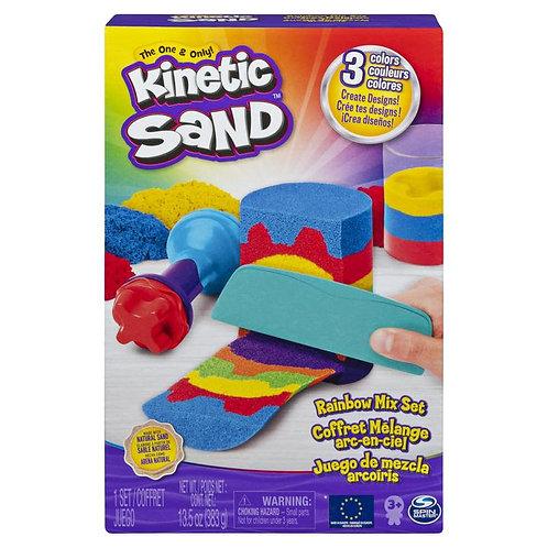 Rainbow Mix - Kinetic Sand