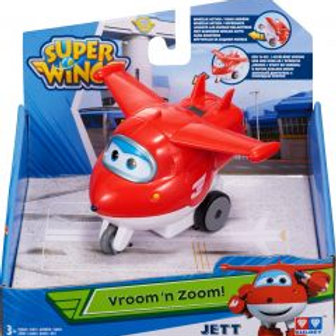 Super Wings Vroom n Zoom - Jett
