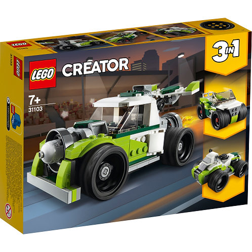 31103 Creator - Rocket Truck